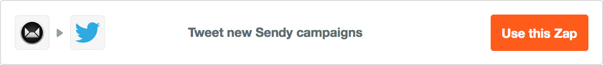 Tweet new Sendy campaigns